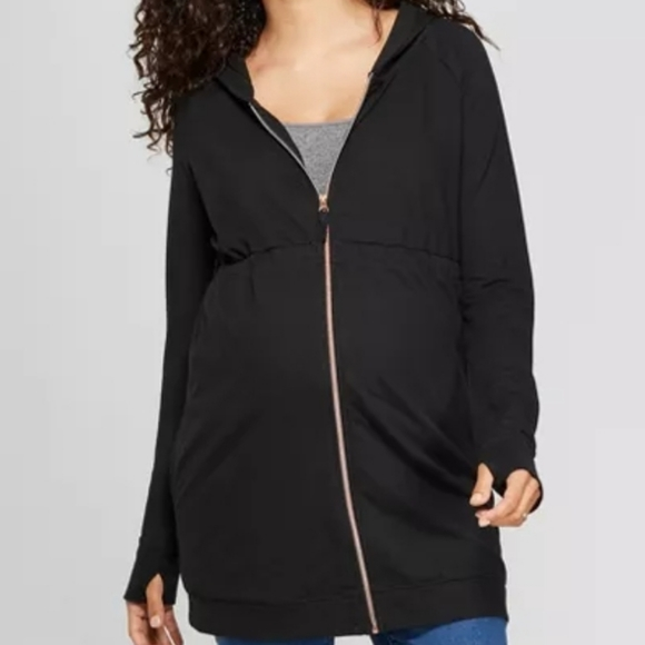 """""""unl"""" Other - Hoodie Maternity"""